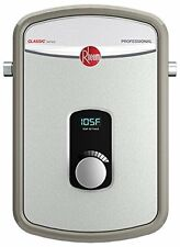 NEW Rheem RTEX-13 240-Volt ( 54 AMPS)  13kW Electric Tankless Water Heater