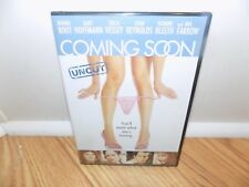 Coming Soon (DVD, 2007) Uncut - BRAND NEW, SEALED