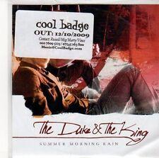 (EE31) The Duke & The King, Summer Morning Rain - 2009 DJ CD