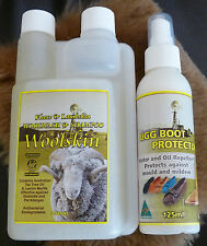 Protector and Cleaning Kit Total Care For All Sheepskin  Coats-Slippers-Gloves