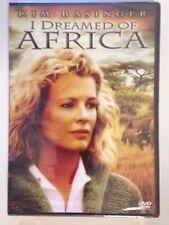 I Dreamed of Africa (DVD, 2000, ) Kim Basinger