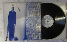 Jon Hassell, 808 State – Voiceprint  LP