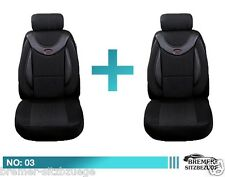 Mercedes B Klasse W245 Maß Schonbezüge  Sitzbezüge Fahrer & Beifahrer 03