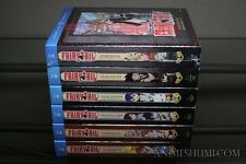 Fairy Tail Collections 1,2,3,4,5,6 & 7 Ep. 1-165 (56-Disc) Anime DVD+Blu-ray R1