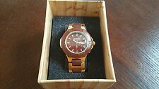 BEWELL New Natural Wooden Watches Japan Movt Quartz Wood Watch For Women Gift