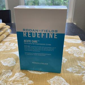 Rodan + Fields Redefine Acute Care Strips 10 Pairs NEW SEALED Expression Lines