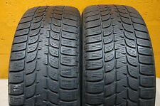 2x 235 55 18 Bridgestone Blizzak LM-25 4x4 Part Worn Tyre