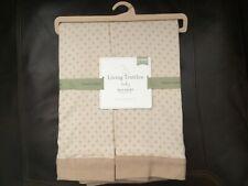 Living Textiles Liv-Organix Baby Bed Skirt ~New~