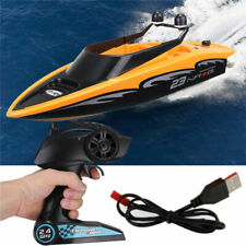 Remote Control Boats 15km/h 2.4GHz 4 Channel RC Speedboat  Best Boys Toys
