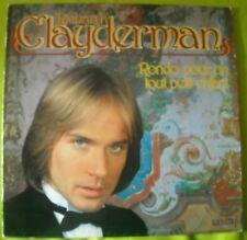 RICHARD CLAYDERMAN album RONDO POUR UN TOUT PETIT ENFANT LP PORT A PRIX COUTANT
