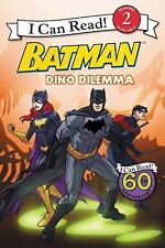 Batman Classic: Dino Dilemma (Paperback or Softback)