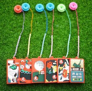 Go-Stop Hwatu Golf Tee Anti-lost Hook Enjoy Player 5 Card (오광화투 골프티 걸이)
