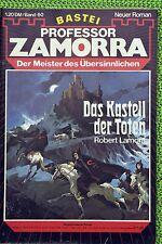 Professor Zamorra Nr. 60, Erstdruck, Das Kastell der Toten, Zustand: 2