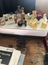21 Mini Perfume Bottles