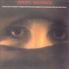 Opera Sauvage by Vangelis (CD, Oct-1990, Polydor) - JAZZ  - LN