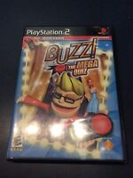 Buzz The Mega Quiz (Sony PlayStation 2, 2007)