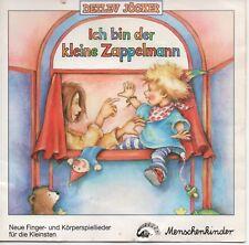 CD: Detlev Jöcker: Ich bin der kleine Zappelmann - Finger- + Körperspiellieder