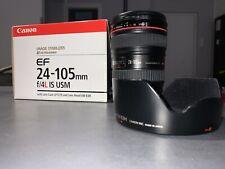 Canon EF 24-105/4L IS USM Obiettivo