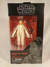 Hasbro Star Wars Black Series 6 Inch #75 Princess Leia Organa (Hoth) NIB Action