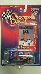 DALE EARNHARDT JR 1998 ACDELCO 1/64 WINNERS CIRCLE DIECAST CAR