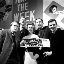RARE DVD SET = THAT WAS THE WEEK THAT WAS (BBC 1963) w/case & artwork