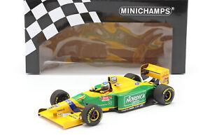 Michael Schumacher Benetton B193B #5 Sieger Portugal GP F1 1993 1:18 Minichamps