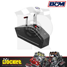 B&M Pro-Ratchet Shifter CARBON TH350/TH400/TH700/C4/C6/4L60E - BM80843