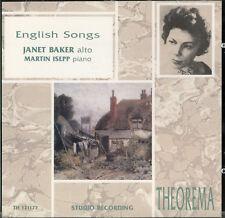 Janet Baker - English Songs by Vaughan Williams, John Ireland, Howells, etc 1963