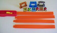 Angry Birds Mattel Hotwheels Sling Shot Track Set Diecast Cars