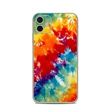 iPhone 11 Skin - Tie Dyed - Sticker Decal