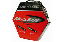 MASSI Funda cable sirga sirga freno bicicleta (Caja 30m)