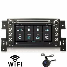 Car DVD GPS Player 3G Navi Radio For Suzuki Grand Vitara 2005-2014 Free Camera