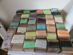 31 various trout fly fishing lines cortland snowbee hardy scientific anglers etc