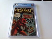 TALES OF SUSPENSE 24 CGC 4.5 INSECT MAN DITKO KIRBY MARVEL COMICS