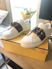 AUTHENTIC Fendi FF Sneakers Pearland 39