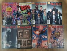 The Boys Comic Bundle x8 #25-33 - High Grade VF+ Set - Garth Ennis