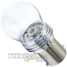 Ba15s High Power 9W CREE- SMD LED Birne Lampe 6000K Glaskolben Glaskörper WEISS
