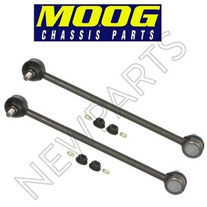 For Ford Mazda 3 Volvo S60 S80 Pair Set of 2 Front Sway Bar End Links K750554