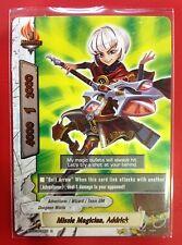 Buddyfight English BT03/0039EN R Missile Magician, Addrick Non-Foil