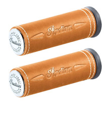 INDIAN MOTORCYCLE DESERT TAN LEATHER GRIP WRAPS CHALLENGER 2016-2021 SPRINGFIELD