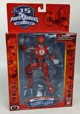 """Bandai Power Rangers Ninja Storm 15th Anniversary 6.5"""" Red Ranger"""