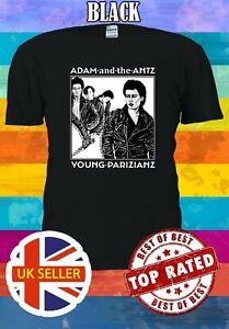 Adam And The Ants Young Parisians Men Women Unisex T-shirt Vest Top 2967