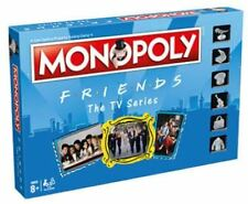 Winning Moves Friends TV Show Monopoly Board Game