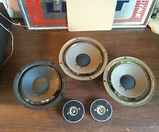 vintage  teledyne acoustic research model ar94 speakers selling for parts.
