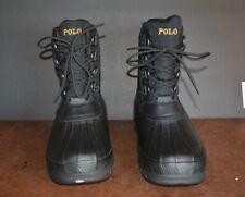 POLO RALPH LAURENT WATERPROOF BOOTS (US MEN 13 D ) NWOT
