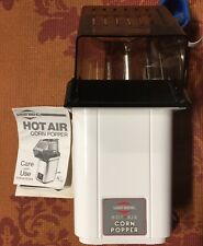 West Bend Hot Air Corn Popper Poppery W/Manual Coffee Bean Roaster☕� Tested