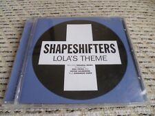 """Shapeshifters """"Lola's Theme"""" UK Enhanced CD Single (2004) Ft. Eric Prydz"""