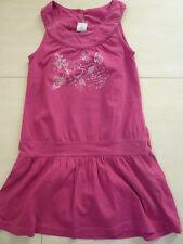 Mädchen Tunika Kleid s.Oliver Gr. 116 122, pink pailletten