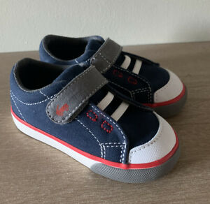 See Kai Run Basics Toddler Boys Blue/Navy Sneakers Size 6,7,12