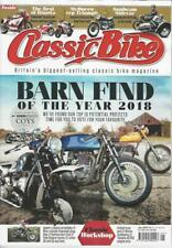 CLASSIC BIKE MAGAZINE- January 2018 Issue- (NEW)*Post included to UK/Europe/USA